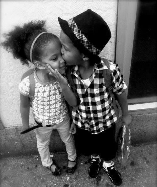 ...from Black Love at Pininterest...