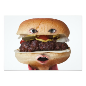 hamburger_head_man_over_white_invitation-rf4cfef7bcdcc46fc90c94