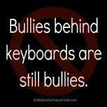 bullies still bullies
