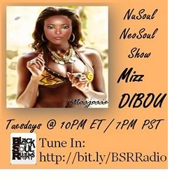 Mizz DIBOU_Radio Show_256x256
