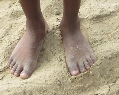 african feet 2