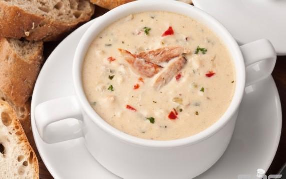 Photo courtesy of http://glorioussouprecipes.com/soup-recipes/she-crab-soup-ii-recipe.html