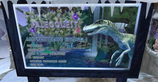 PaleoQuest Sign