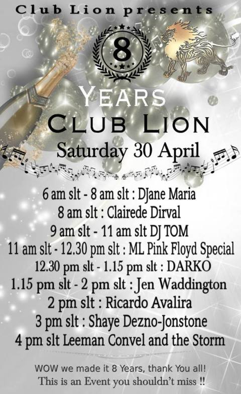 club lion 8