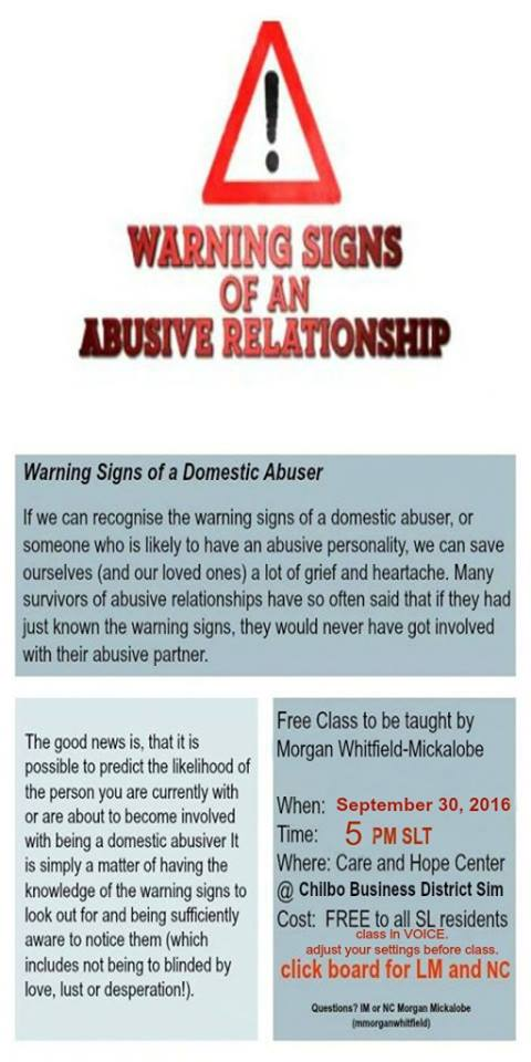 domestic violence sept